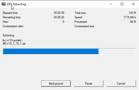 Downloading the latest software update to a USB via a Windows PC