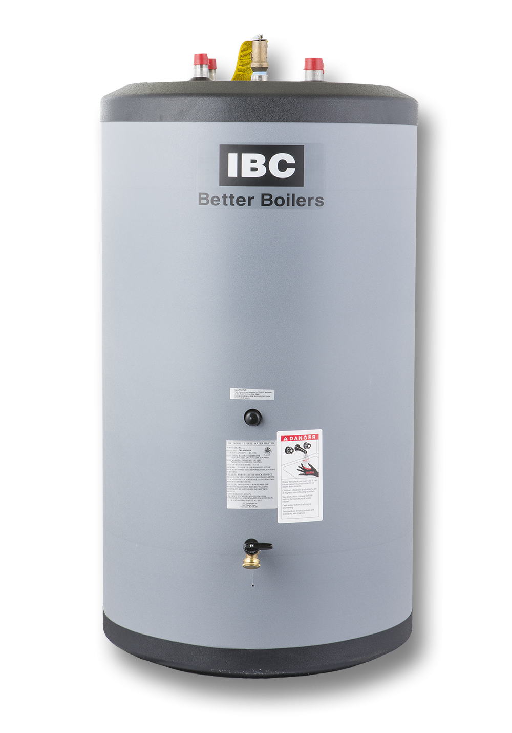 IBC Indirect Water Heaters | IBC Technologies Inc.