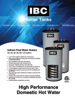 Indirect Water Heater Sales