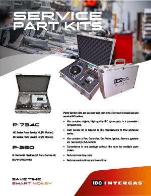 Parts Service Kits