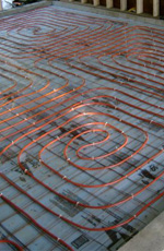 Radiant Flooring