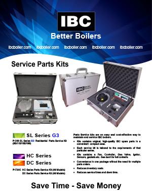 Service Parts Kits
