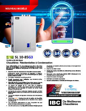SL 10-85 G3 Sales French