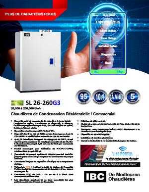 SL 26-260 G3 Sales French